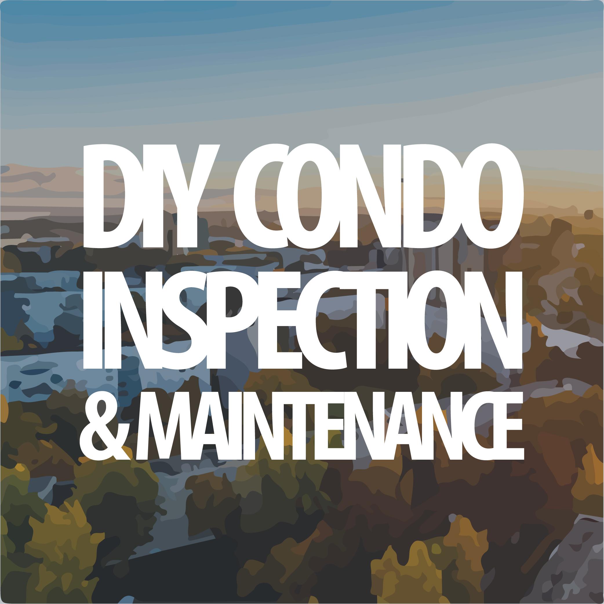 DIY Condo Inspection_Website Thumbnail